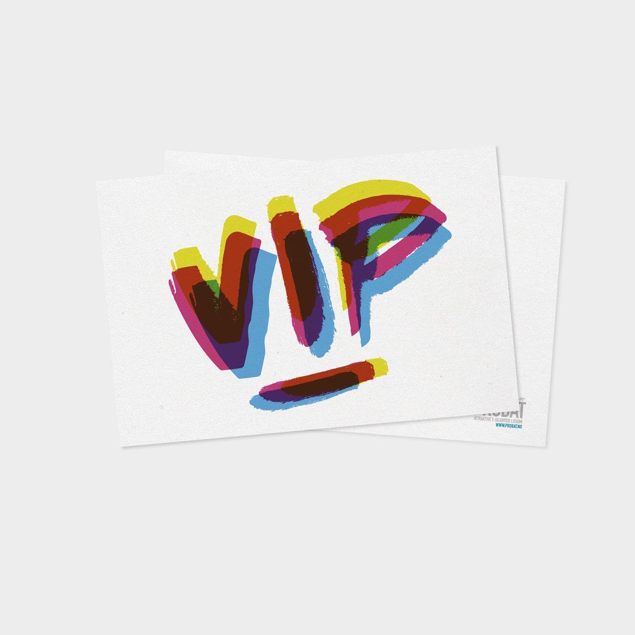 Probat - Kort - VIP