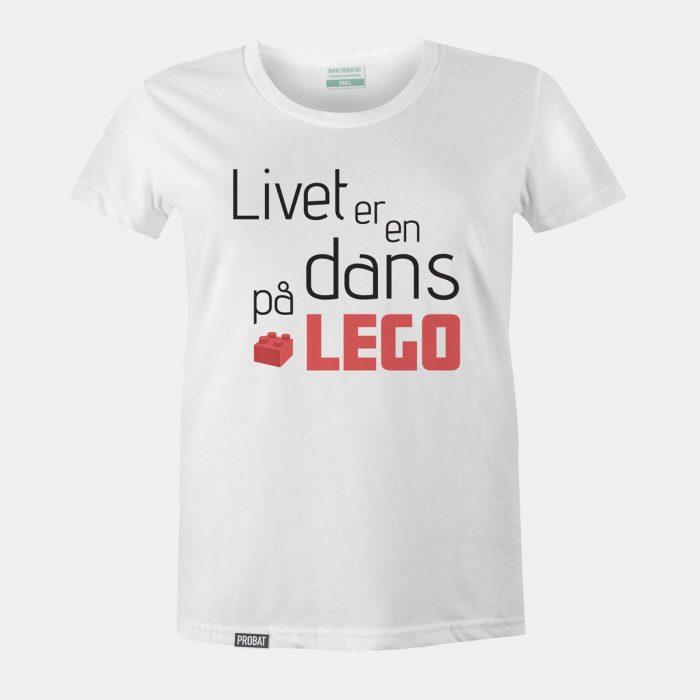 Probat - Livet er en dans på LEGO - Dame