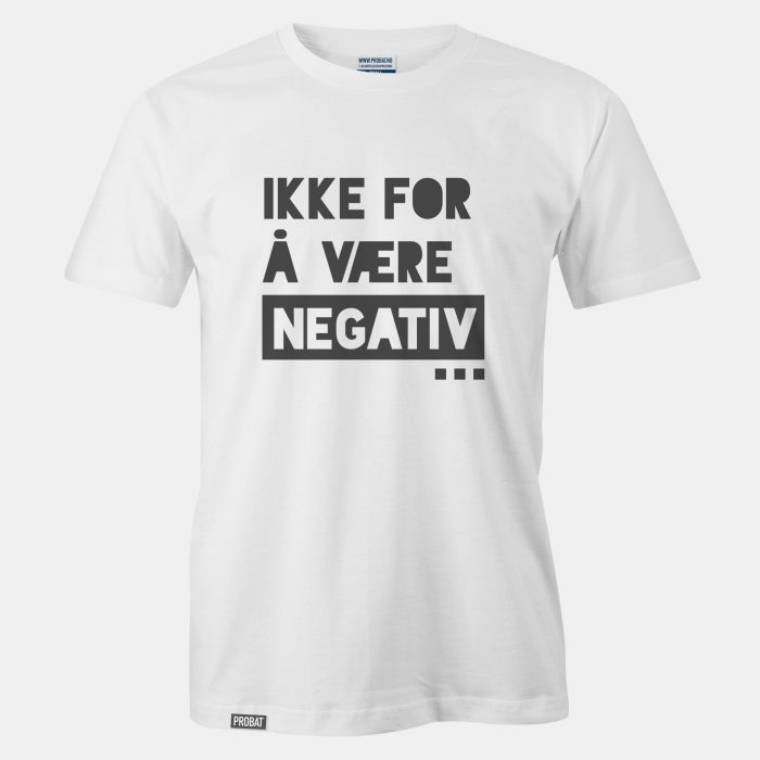 Probat - Negativ
