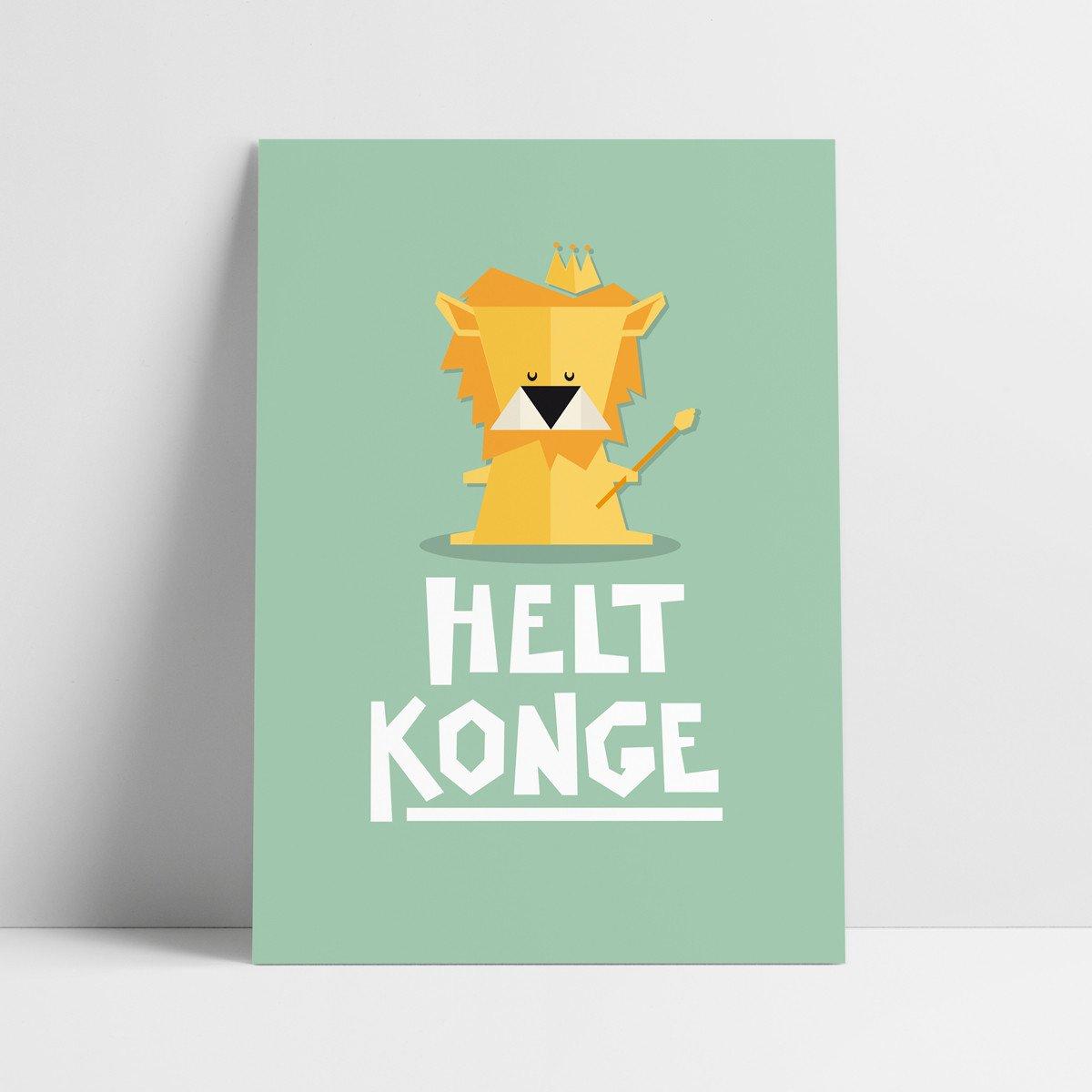 Probat - Plakat - Helt konge!