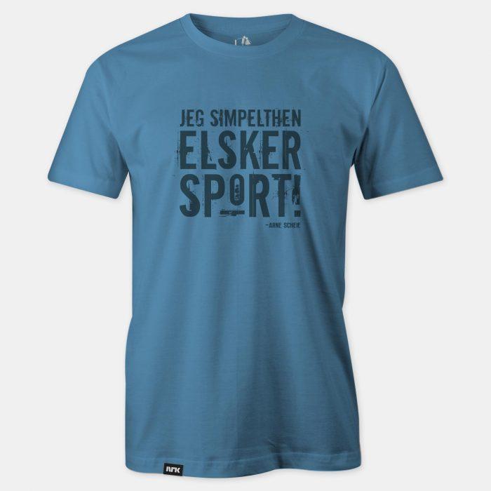 Probat - Simpelthen elsker sport! (blå)